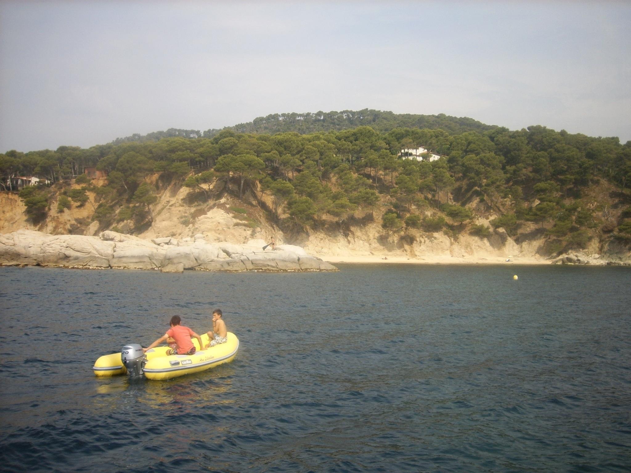 liladhoc catamaran outremer
